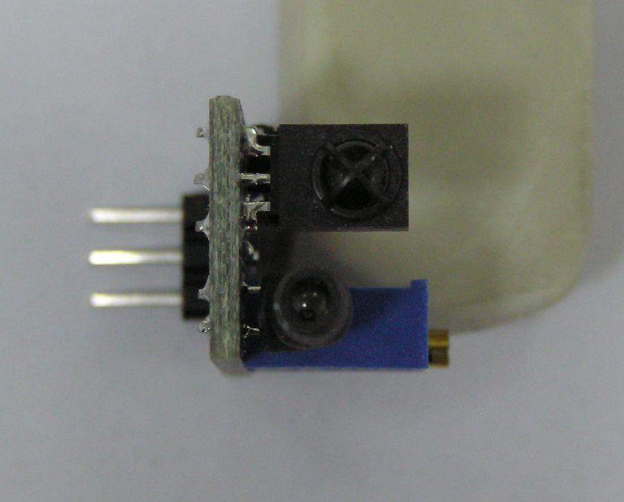 红外线可调避障传感器 j-18