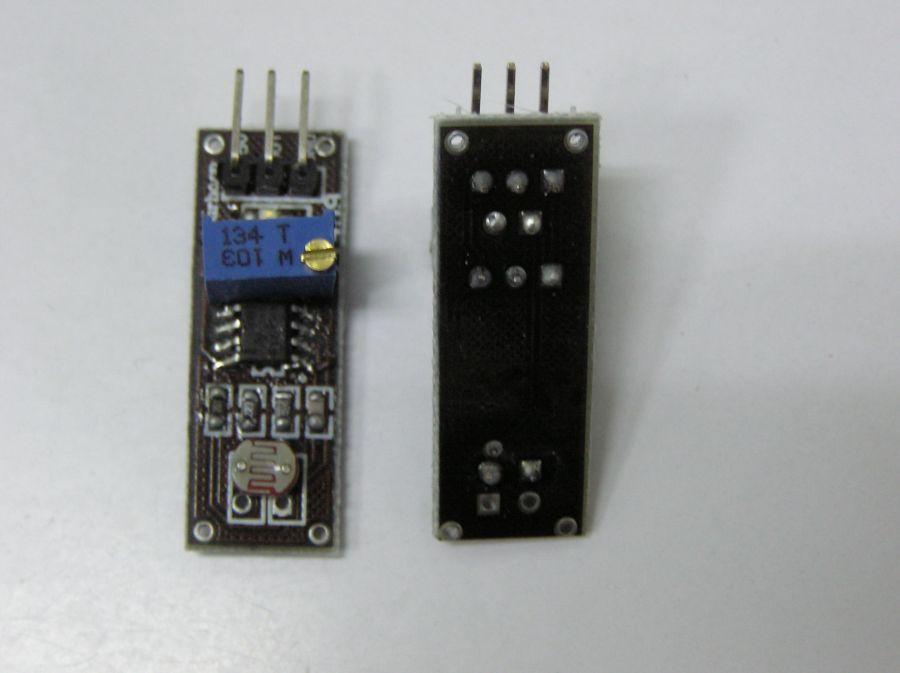 5,可用於光控的场合  6,电路板输出开关量!