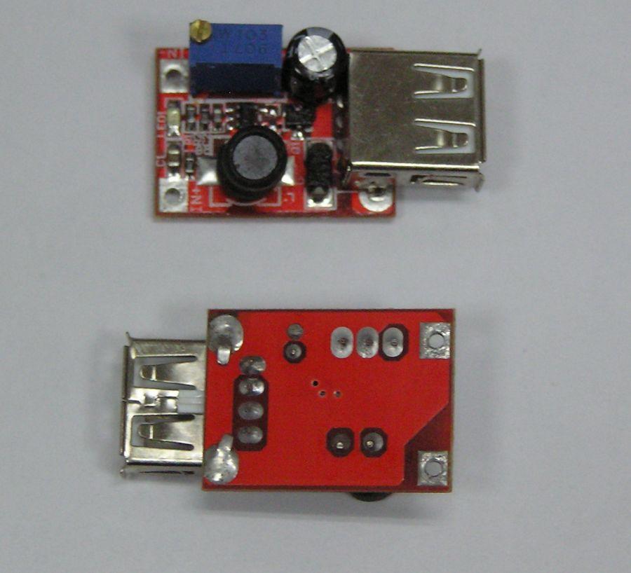3v升5v升压电路带usb输出电源3