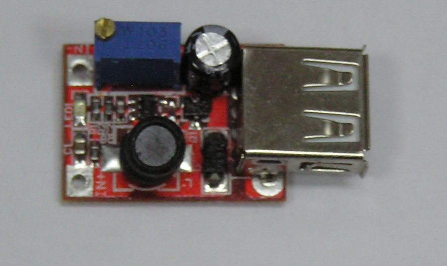 1v升5v升压电路带usb输出电源3-10v任意可调